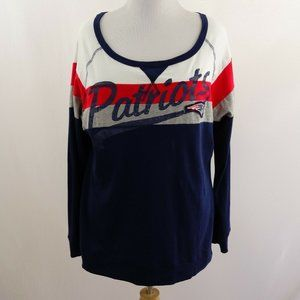 NFL New England Patriots Long Sleeve T Shirt